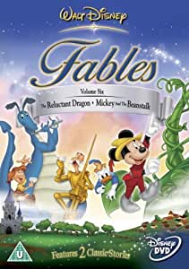 Walt Disney's Fables Vol.6 [DVD]