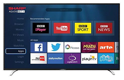 Sharp LC-49CFE6241K 49-Inch 1080p smart Full HD TV