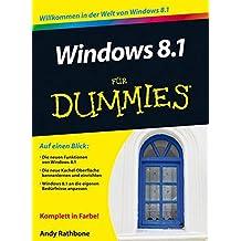 Windows 8.1 Fur Dummies (Für Dummies)