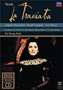 Verdi, Giuseppe - La Traviata (+ Audio-CD) [Special Edition]