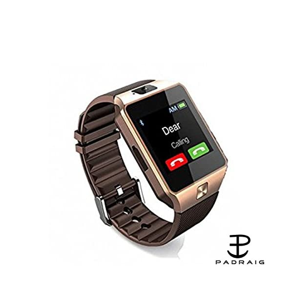 63c9653dbdd45d Piqancy Padraig DZ09 Bluetooth Smartwatch Phone with Camera, SIM and ...