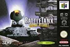 BattleTanx: Global Assault (Nintendo 64) [Nintendo 64]