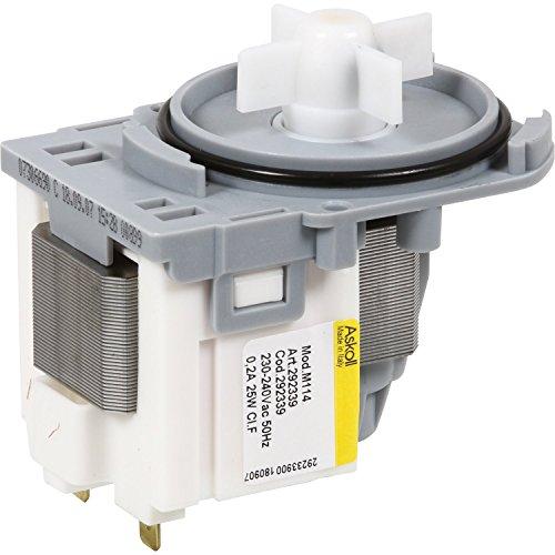 Alternativ 132323900 Waschmaschinenzubehör/Abwasserpumpen/UpM/Zubehör