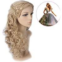 Wig Mall Cosplay Wig of Princess Cinderella Long Curly with