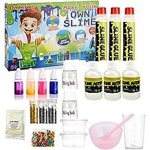 DmHirmg Slime Kit Lab to Make Your Own Slime,Slime Making Kit for Girls,