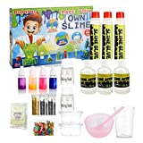 DmHirmg Slime Kit Lab to Make Your Own Slime,Slime Making Kit for Girls,The Best Gifts for Baby (Big Kit)
