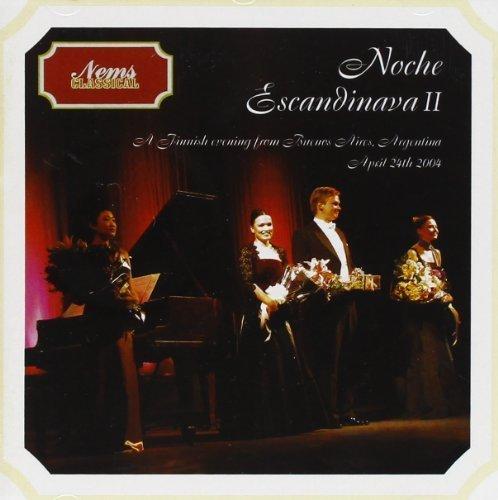 Noche Escandinava II by TARJA TURUNEN / PAAVILAINEN M (2012-05-04)