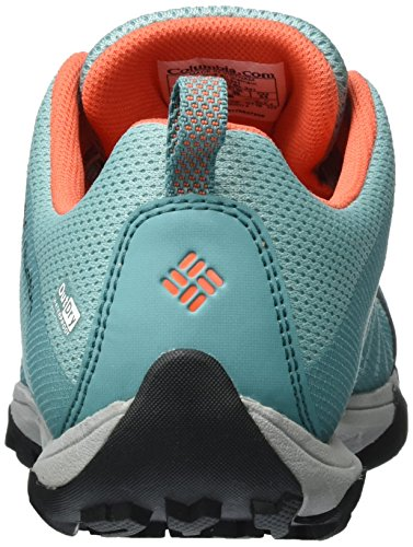 Columbia Conspiracy Razor Ii Outdry Wmns, Chaussures Multisport Outdoor Femme Turquoise (Iceberg, Black 341)