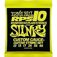 Ernie Ball Regular Slinky RPS Nickel Wunde E-Gitarre Saiten - 10-46 Gauge