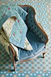 Pip Tagesdecke Design Granny Pip  Farbe Green 180x265
