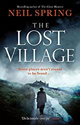 The Lost Village: A Haunting Page-Turner With A Twist You'll Never See Coming! (Ghost Hunters 2)
