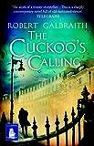 download ebook the cuckoo's calling (large print edition) by robert galbraith (6-jul-1905) paperback pdf epub