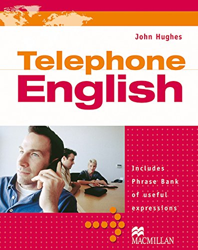 TELEPHONE ENGLISH Pk: Students Book with Audio CD