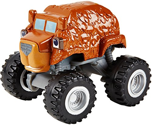 Fisher-Price Nickelodeon: Blaze and The Monster Machines - Grizzly Bear Vehicle (Dgk42)
