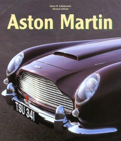 Aston Martin par Hartmut Lehbrink