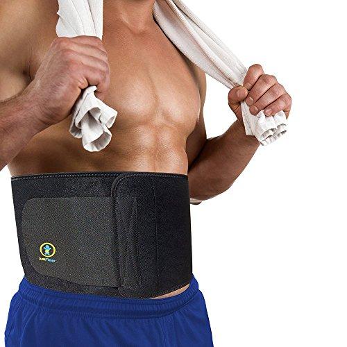 just-fitter-premium-waist-trainer-trimmer-ab-sweat-belt-per-uomo-e-donna-piu-completamente-regolabil