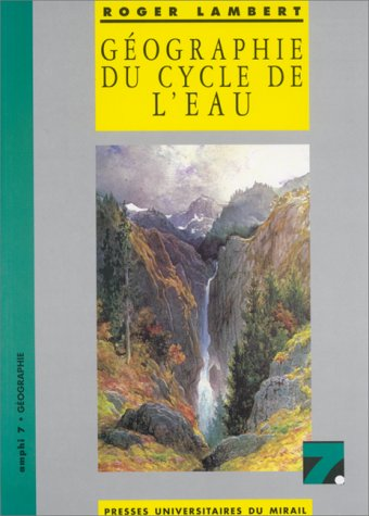 Géographie du cycle de l'eau