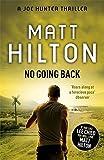 No Going Back (Joe Hunter)
