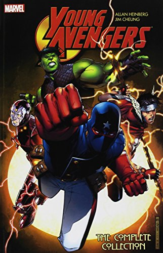 Young Avengers by Allen Heinberg and Jim Cheung: The Complete Collection (Young Avengers: The Complete Collection) (Young 1 Avengers)