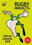 Rugby Addicts (Grens) Official 2018 Calendar - A3 Poster Format