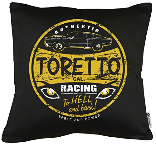 tlm-toretto-racing-cuscino-con-imbottitura-40-x-40-cm