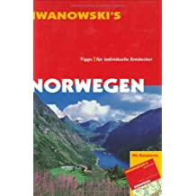 Norwegen. Reise-Handbuch: Tipps! für indivudelle Entdecker, mit Reisekarte zum Herausnehmen