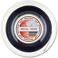 MSV Focus CO Rollo de Cuerdas Negro Talla:200 m