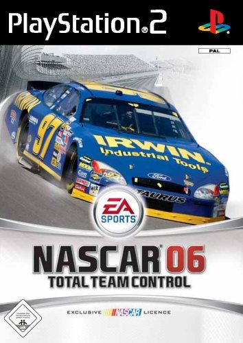 Electronic Arts GmbH Nascar 06 Total Team Control