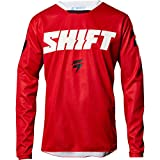 Shift Brustpanzer Whit3 Ninety Seven Jersey, Red, Größe XL
