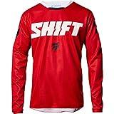 Shift Brustpanzer Whit3 Ninety Seven Jersey, Red, Größe XL