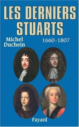 Les derniers Stuarts
