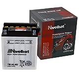 Novelbat YB14L-B2 Motorradbatterie 12V 14Ah 160A
