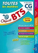 BTS Le Tout en Un CG - Examen 2018 de Bruno Bonnefous