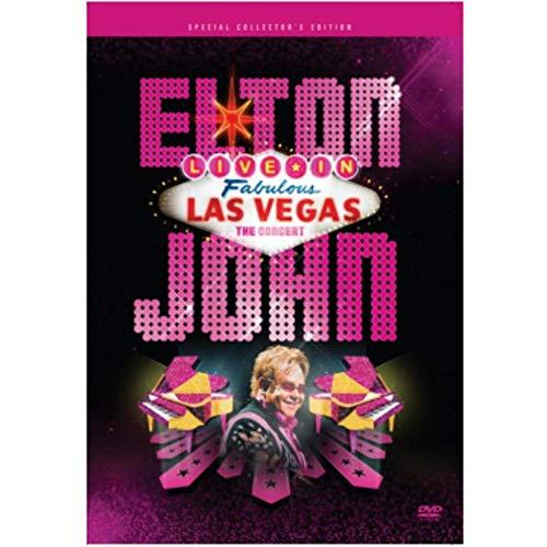 Elton John: Live In Las Vegas [DVD]