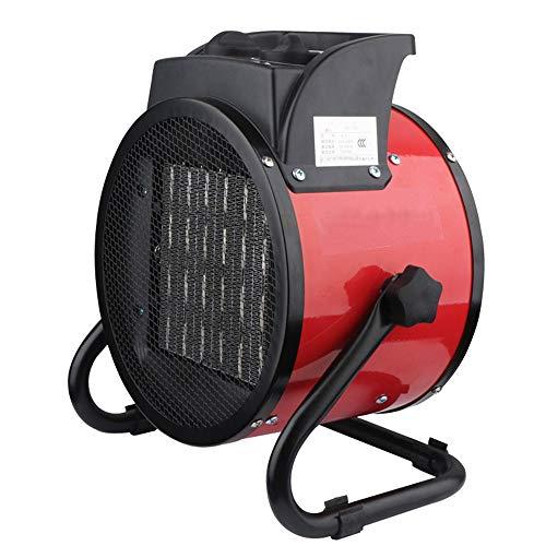 CJDDPO Calentador Doméstico De Alta Potencia Pequeño