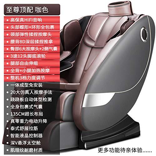 Sillon de masage Dispositivo De Masaje Inteligente Completamente Automático Reclinable Eléctrico De...