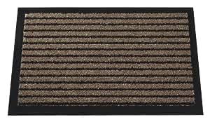 Mercury Flooring - Tapis Grattant 60X80 - Couleur : Marron