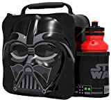 Star Wars Darth Vader 3D Lunchbox mit Trinkflasche