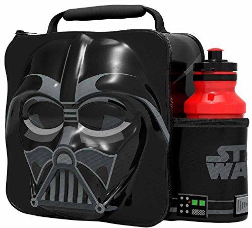 Star Wars Darth Vader 3D Lunchbox mit Trinkflasche