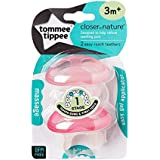 Tommee Tippee Closer to Nature - Mordedor para, pack de 2 unidades