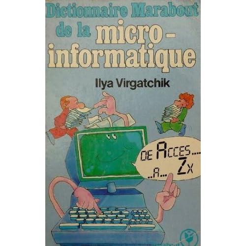 Dictionnaire Marabout de la micro-informatique