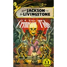 The Crimson Tide: Fighting Fantasy 47 (Puffin Adventure Gamebooks)