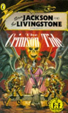 The Crimson Tide: Fighting Fantasy 47 (Puffin Adventure Gamebooks) por Paul Mason