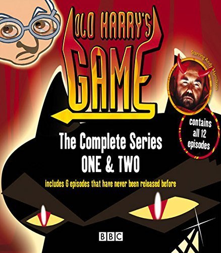 Old Harry's Game: The Complete Series One & Two by Andy Hamilton (2008-09-11)
