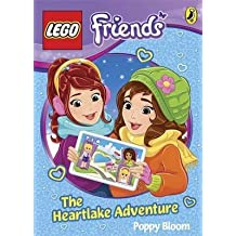 [LEGO Friends: The Heartlake Adventure] (By: Puffin Books) [published: October, 2013]