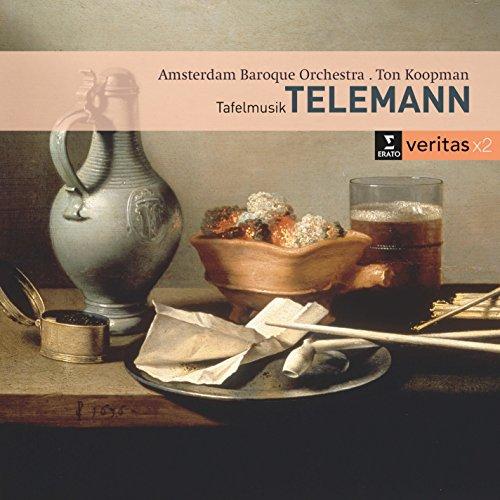 Telemann : Tafelmusik