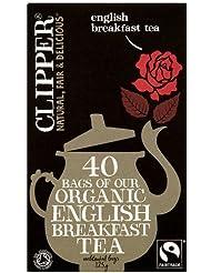 Clipper organique déjeuner anglais sac de 40