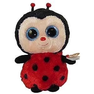 Ty Beanie Boos Bugsy - Ladybug Medium by Ty