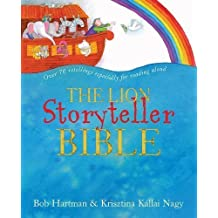 The Lion Storyteller Bible with CD by Bob Hartman ( 2013 )