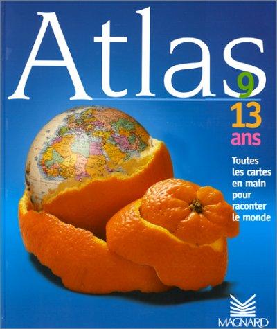 L'Atlas de géographie, 9-13 ans par Belbéoch
